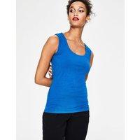 Double Layer Vest Blue Women Boden, Blue