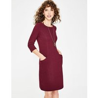 Boden Jasmine Ottoman Dress Purple Women Boden, Purple