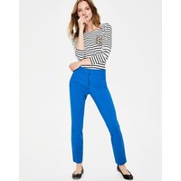 Boden Hampshire 7/8 Trousers Blue Women Boden, Blue