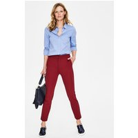 Boden Hampshire 7/8 Trousers Purple Women Boden, Purple