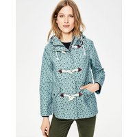 Boden Whitby Waterproof Jacket Blue Women Boden, Blue