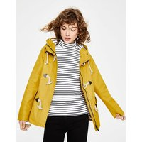Boden Whitby Waterproof Jacket Yellow Women Boden, Yellow