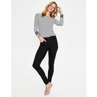 Boden Mayfair Skinny Jeans Black Women Boden, Black