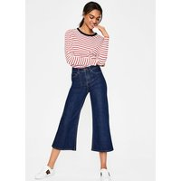 Boden York Cropped Jeans Blue Women Boden, Blue