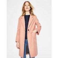 Holywell Coat Pink Women Boden, Pink