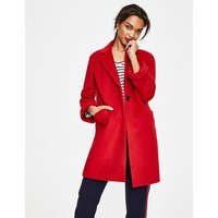 Boden Holywell Coat Red Women Boden, Red