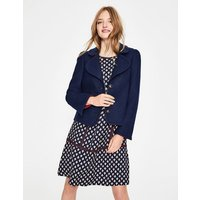 Horsell Jacket Navy Women Boden, Navy