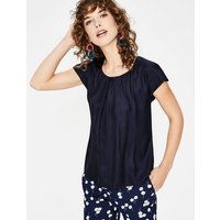 Ravello Top Navy Women Boden, navy
