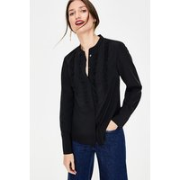 Macie Blouse Black Women Boden, Black