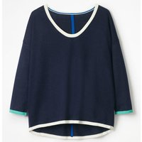 Angeline Jumper Navy Women Boden, Navy