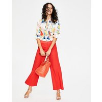 Aurelie Culottes Orange Women Boden, Orange
