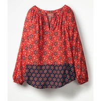 Maya Top Red Women Boden, Red