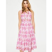 Lizzie Dress Pink Women Boden, Pink