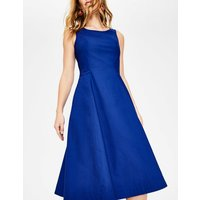 Elena Dress Blue Women Boden, Blue