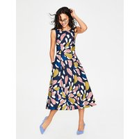 Elena Dress Navy Women Boden, Navy