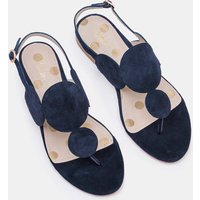 Aubury Sandals Navy Women Boden, Navy