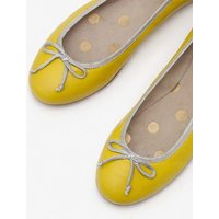 Ballerinas Yellow Women Boden, Yellow