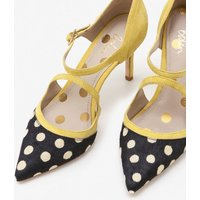 Tisha Heels Yellow Women Boden, Yellow