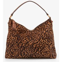 Renee Shoulder Bag Brown Women Boden, Leopard