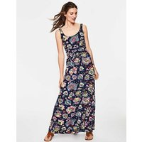 Diana Jersey Maxi Dress Multi Women Boden, Multi