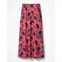 Jersey Maxi Skirt Red Women Boden, Red