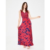 Georgia Maxi Dress Red Women Boden, Red