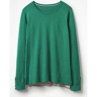 Tilly Jumper Green Women Boden, Green