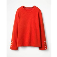 Caprice Jumper Red Women Boden, Red