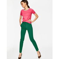 Boden Hampshire 7/8 Trousers Green Women Boden, Green