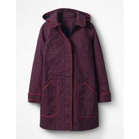 Boden Anya Waterproof Mac Multi Women Boden, Multi