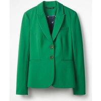 Elizabeth Ponte Blazer Green Women Boden, Green