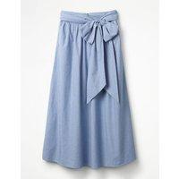 Kiera Skirt Blue Women Boden, Blue