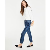Cavendish Girlfriend Jeans Multi Women Boden, Multi