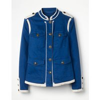 Rosannah Jacket Blue Women Boden, Blue