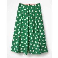 Darlena Skirt Green Women Boden, Green