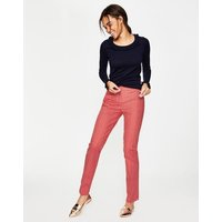 Richmond Trousers Red Women Boden, Red
