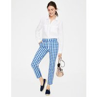 Boden Richmond Capri Trousers Blue Women Boden, Blue