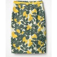 Modern Pencil Skirt Grey Women Boden, Grey