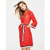 Armelle Dress Red Women Boden, Red