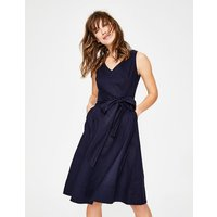 Jade Dress Navy Women Boden, Navy