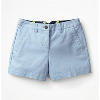 Rachel Chino Shorts Blue Women Boden, Blue