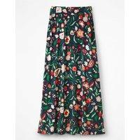 Jersey Maxi Skirt Navy Women Boden, Navy