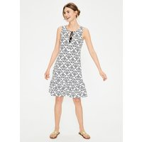 Arabella Jersey Dress Ivory Women Boden, Ivory
