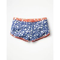 Swim Shorts Blue Women Boden, Blue