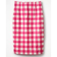 Richmond Pencil Skirt Pink Women Boden, Pink