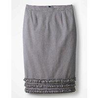 Ava Pencil Skirt Navy Women Boden, Navy