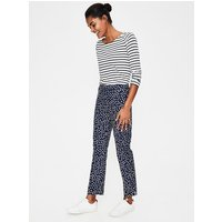 Boden Richmond 7/8 Trousers Navy Women Boden, Navy