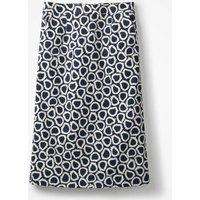 Modern A-line Skirt Navy Women Boden, Navy