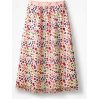 Marjorie Organza Skirt Ivory Women Boden, Ivory