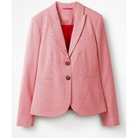 Boden Canonbury Blazer Red Women Boden, Red